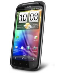 HTC Sensation - Displayschutzfolie
