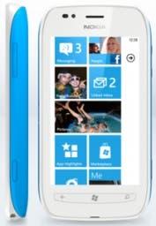 Lumia 710 vs. 610
