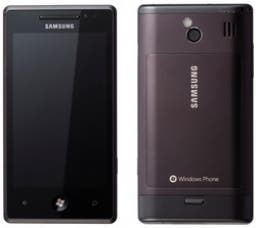 Samsung Omnia 7 T-Mobile Version