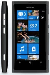 Lumia 800 Karo design
