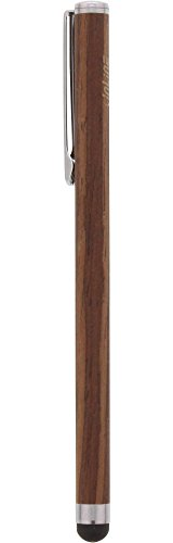 InLine 55463 Woodstylus Stylus-Stift für Touchscreen Walnuß/Metall