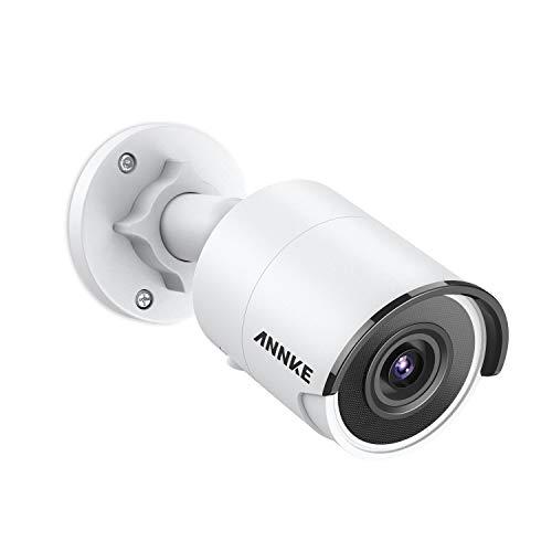 ANNKE C800 4K PoE Überwachungskamera Außen Innen, Ultra HD 8MP IP Kamera für Videoüberwachung Set, H.265 Videokomprimierung 30M EXIR Nachtsicht, IP67 Sicherheitskamera mit Bewegungserkennung