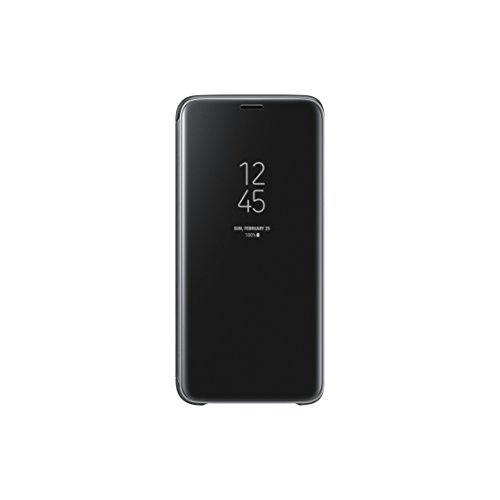 Samsung Galaxy S9 - Clear View Standing Cover EF-ZG960, Black - 5.8 Zoll