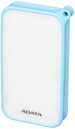 ADATA AD8000L-5V-CBL PowerBank, 8000mAh Blau