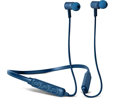 Fresh 'n Rebel Earbuds BAND-IT Indigo | Bluetooth In-Ear Kopfhörer mit Nackenbügel