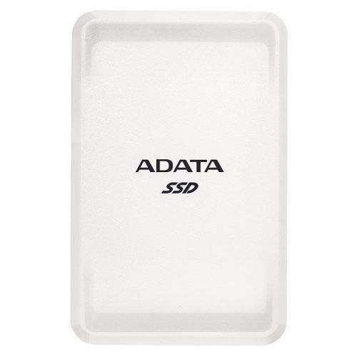 ADATA SC685 1 TB Solid State Drive, weiß, USB-C 3.2 (10 Gbit/s)