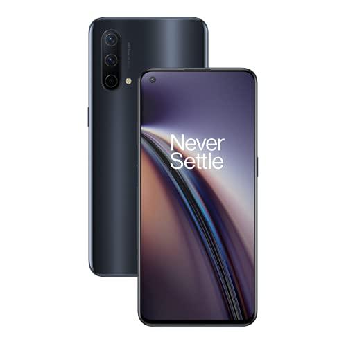 OnePlus Nord CE 5G 12 GB RAM 256 GB SIM-freies Smartphone mit Dreifachkamera und Dual-SIM - 2 Jahre Garantie - Charcoal Ink
