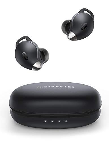 Bluetooth Kopfhörer In Ear TaoTronics SoundLiberty 79 Bluetooth 5.0 Ohrhörer mit AI Noise Cancelling Mikro für makellose Anrufe 30Std. Spielzeit IPX7 Wasserdicht Typ-C Schnellladen Ladekoffer