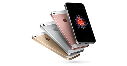 Apple iPhone SE 16GB Roségold (Generalüberholt)