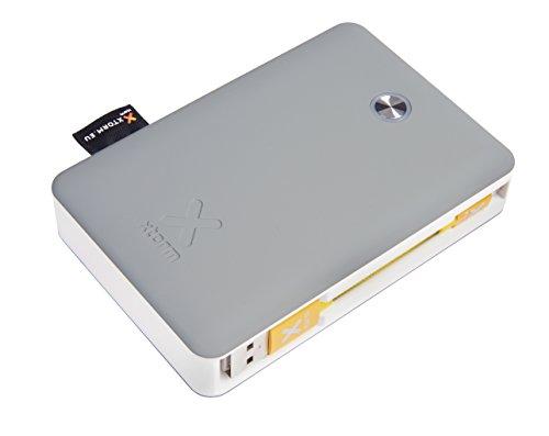 Xtorm Power Bank Explore 10.000, Zusatzakku, inkl. Micro-USB Kabel