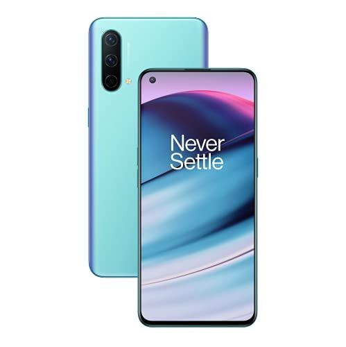 OnePlus Nord CE 5G 8 GB RAM 128 GB SIM-freies Smartphone mit Dreifachkamera und Dual-SIM - 2 Jahre Garantie - Blue Void