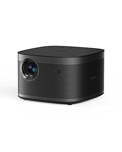 XGIMI Horizon Pro 4K Beamer Heimkino, DLP Native 4K Beamer, 2200 ANSI Lumen, 300 Zoll, Videoprojektor mit WiFi Bluetooth, 8W Harman/Kardon Lautsprecher, Android TV 10.0, HDR10 und HLG
