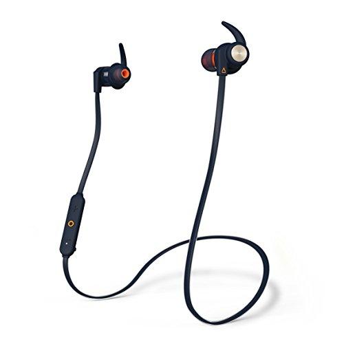 Creative Outlier Sports - Kabellose , Schweissresistente In-Ear Kopfhörer, blau
