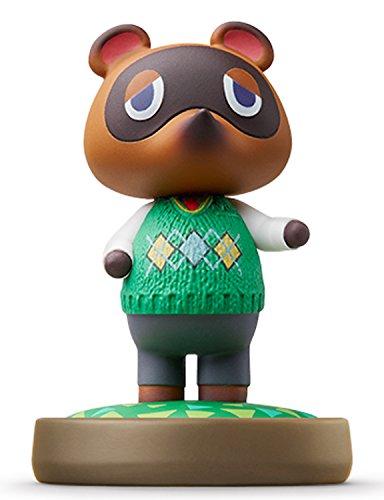Nintendo amiibo Tanukichi (Animal Crossing series)