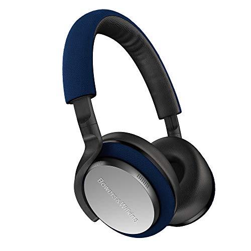 Bowers & Wilkins PX5 kabellose On-Ear Kopfhörer mit Noise Cancelling - Blau