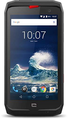 Crosscall Action-X3 Smartphone (5 Zoll - 32 GB internal Speicher - Dual Nano-SIM - Android) Schwarz