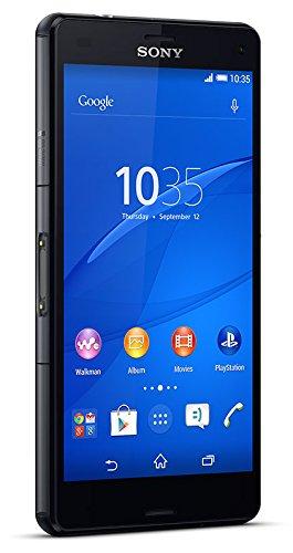 Sony SGP621 Xperia Z3 Tablet Compact 20,3 cm (8 Zoll) Tablet-PC (Wuxga-Triluminos-Display, 2,5 GHz-Quad-Core, 3 GB RAM, 8,1 Megapixel-Kamera, Android 4.4, 16 GB interner Speicher) schwarz