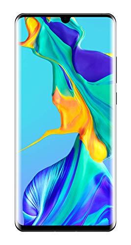 Huawei P30 Pro 128GB Handy, Schwarz, Android 9.0 (Pie), Dual SIM