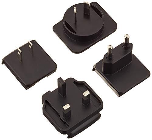 InLine® Stromadapter-Set für USB Netzteil 31512S schwarz