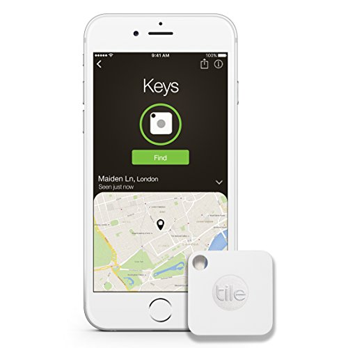 Tile Mate - Key Finder. Phone Finder. Finder für Alles - 8er-Pack