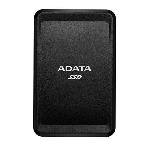 ADATA SC685 500 GB Solid State Drive, weiß, USB-C 3.2 (10 Gbit/s)
