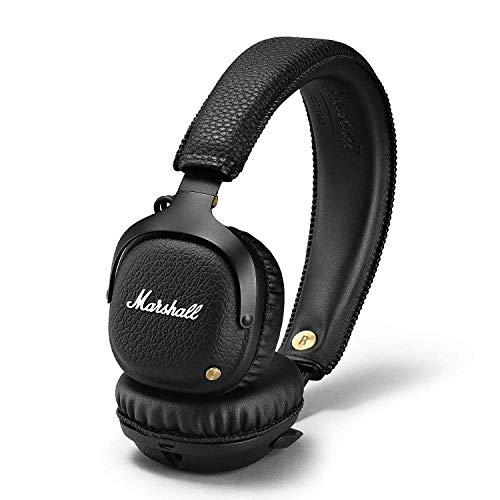 Marshall Mid Bluetooth On-Ear-Kopfhörer - schwarz