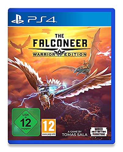 The Falconeer: Warrior Edition - [PlayStation 4]