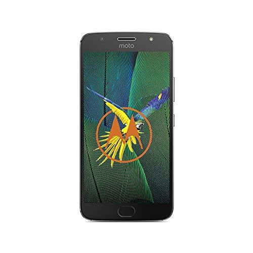 moto g5s plus Smartphone 13,97 cm (5,5 Zoll), (13MP Kamera, 3GB RAM/32GB, Android) lunar grau