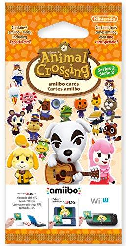 Animal Crossing amiibo-Karten Pack (Serie 2)