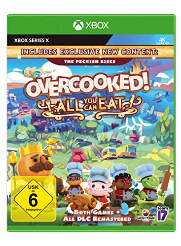 Overcooked All You Can Eat - [Xbox Series X]