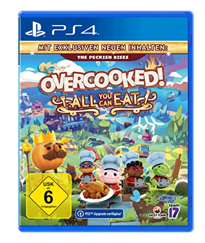 Overcooked All You Can Eat - [PlayStation 4]