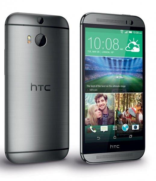 HTC: One M8 als Dual SIM Version und endlich wieder ...