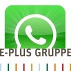 WhatsApp-Tarif bei E-Plus: Nachrichte, Fotos und Videos sind kostenlos