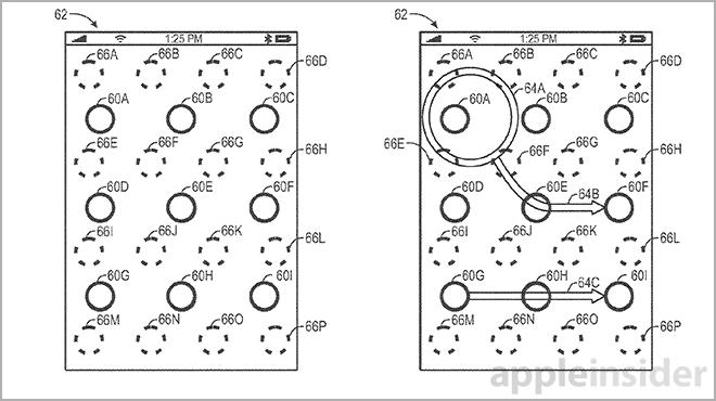 Apple-Patent-Entsperrbildschirm-1