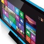 Apek MaxPad Touch TV mit Windows 8.1