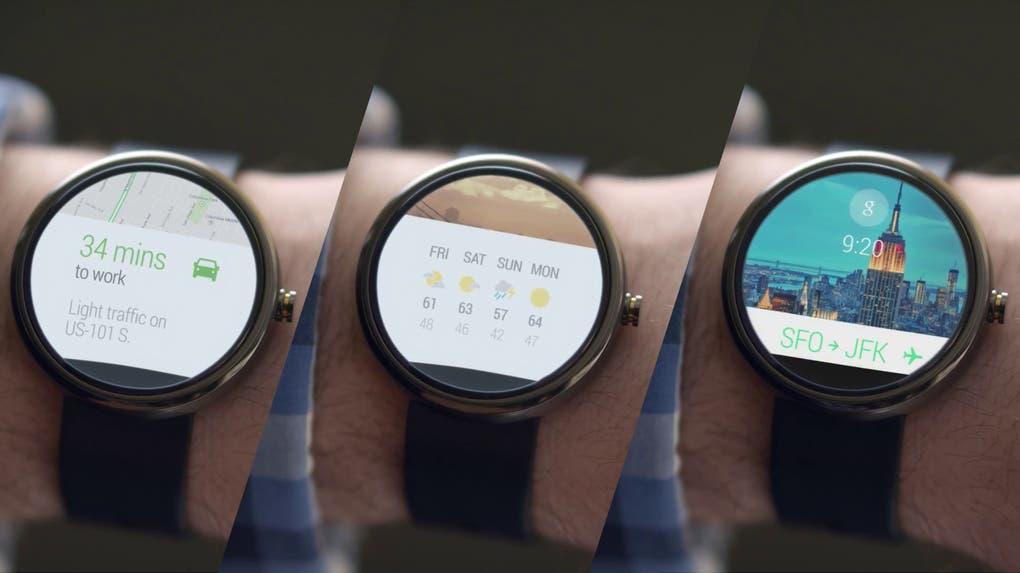 Motorola Moto360 Smartwatch