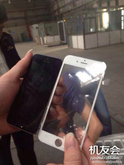 iPhone 6 Front leak