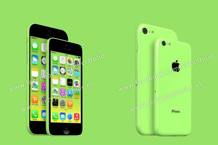 iPhone 6C Konzept aufgetaucht - Kaum Veränderungen zu sehen