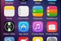 Apple iOS 8 Leak