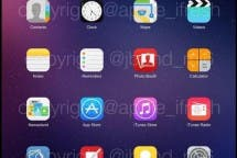 Apple iOS 8 Leak