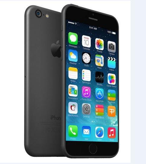 So könnte das iPhone6 aussehen