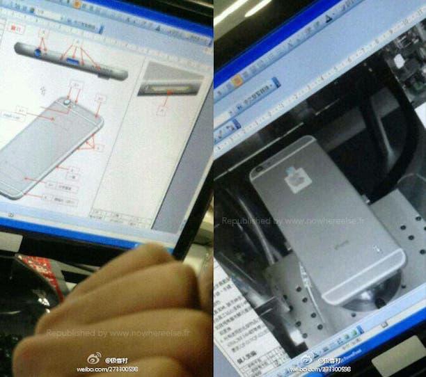 iPhone 6: Fotos aus Foxconn-Fabrik sollen neues iPhone zeigen