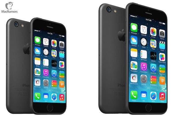 iPhone 6: Display mit 4.7 und 5.5 Zoll ab September in Produktion