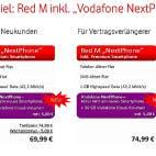 Vodafone NextPhone: Vertrag erlaubt jedes Jahr neues Smartphone