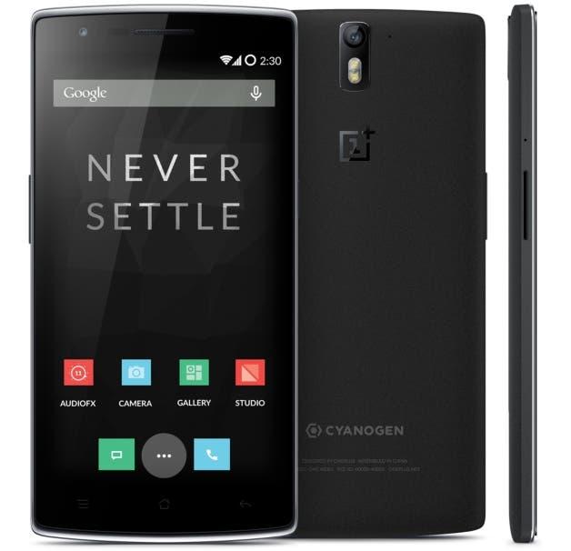 OnePlus One Smartphone Bild