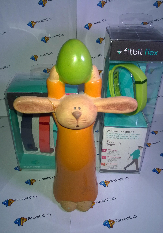 Ostergewinnspiel: Fitbit Flex in vier neuen Farben
