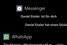 Windows Phone 8.1 Developer Preview