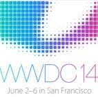WWDC 2014: Apple Worldwide Developers Conference startet am 2. Juni