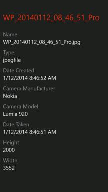Folders File Manager für Windows Phone 8.1