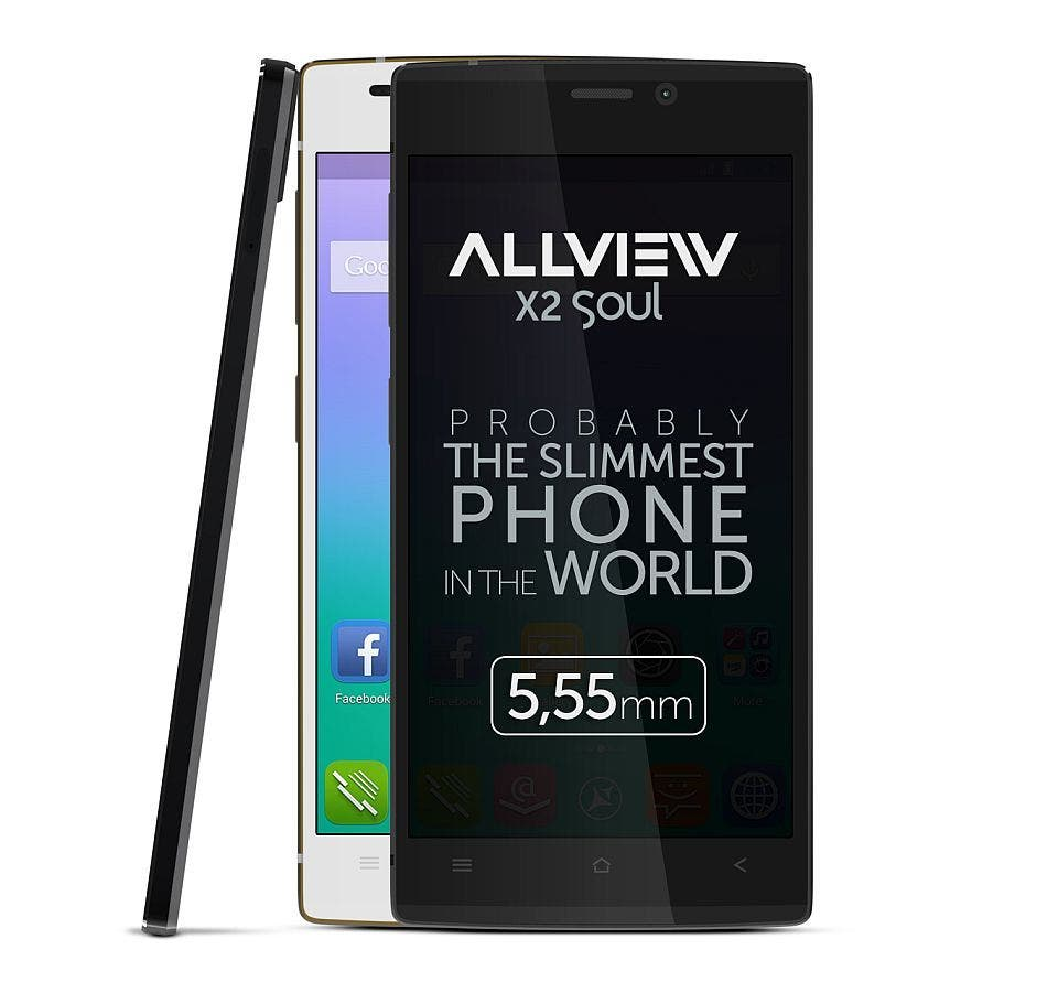 Allview X2 Soul
